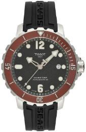Tissot T-Sport Seastar 1000 schwarz