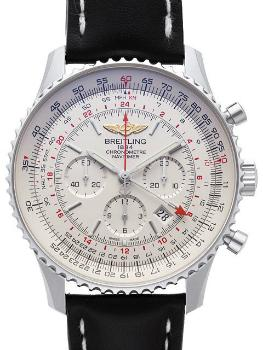 Breitling Navitimer GMT in der Version AB044121G783441XA20BA1