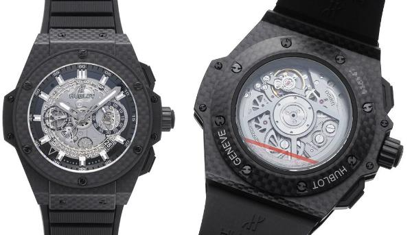 Hublot King Power 48mm Unico in der Version 701QX0140RX