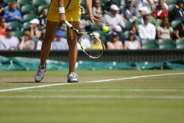 Tennis und Uhren Wie alles begann
