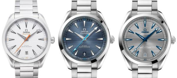 Aqua Terra 150M Co-Axial Master Chronometer Kollektion von Omega