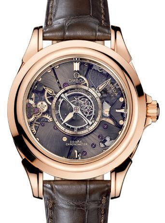 Omega Tourbillon in der Version 51353392199001