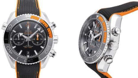 Planet Ocean 600 M Co-Axial Master Chronometer Chronograph 45,5mm aus der Seamaster Kollektion von Omega