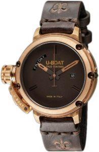 U-Boat Chimera Day Date Bronze Limited Edition
