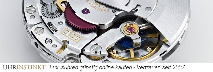 Uhrinstinkt Online Shop