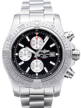 Breitling Super Avenger II in der Version A1337111BC29168A