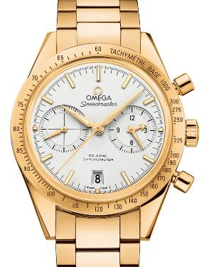 Omega Speedmaster 57 Gelbgold