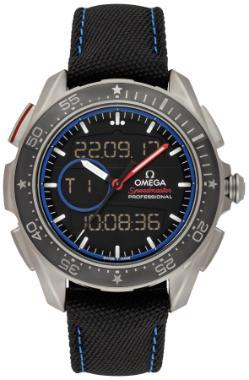Omega Speedmaster X-33 Regatta Chronograph 45mm ETNZ Limited Edition