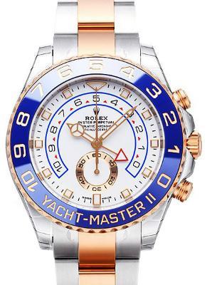 Rolex Yacht-Master II Edelstahl 18kt Rosegold