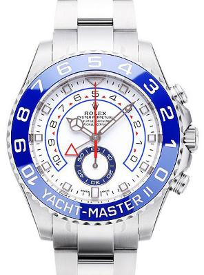 Rolex Yacht-Master II Edelstahl