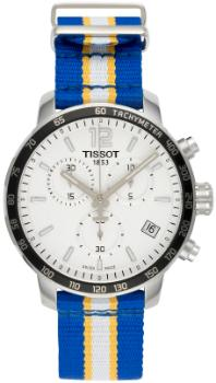 Tissot T-Sport Quickster Chronograph NBA Golden State Warriors Special Edition