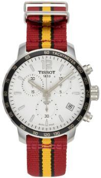 Tissot T-Sport Quickster Chronograph NBA Miami Heat Special Edition