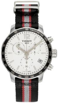 Tissot T-Sport Quickster Chronograph NBA Toronto Raptors Special Edition