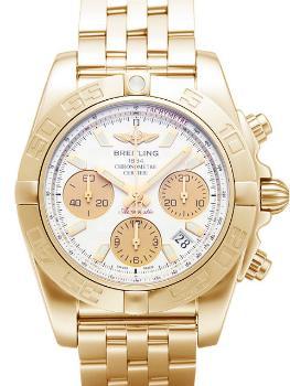 Breitling Chronomat 41 in der Version HB014012G713378H