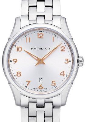 Hamilton American Classic Jazzmaster Thinline Herrenuhr in der Version H38511113
