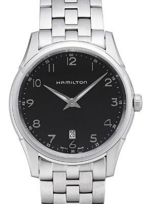 Hamilton American Classic Jazzmaster Thinline Herrenuhr in der Version H38511133