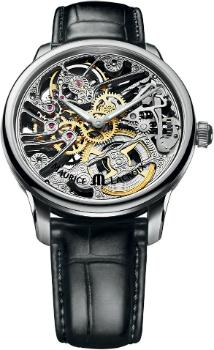 Maurice Lacroix Masterpiece Squelette Tradition in der Version MP7208-SS001-000 in Edelstahl