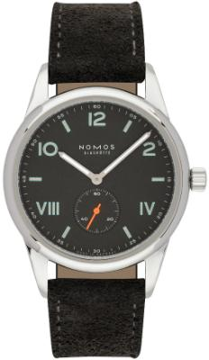 NOMOS Glashuette Club 38 Campus Nacht Damenuhr Herrenuhr