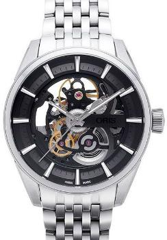 Oris Artix Skeleton in der Version 01 734 7714 4054-07 8 19 80