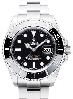 Rolex Sea-Dweller Version 126600