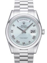 Rolex Tag-Datum
