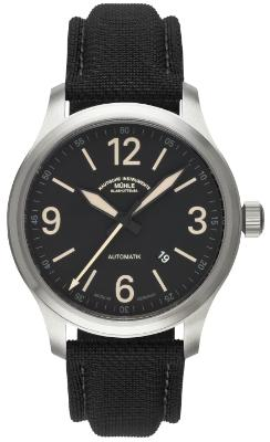 MUEHLE Glashuette Terranaut II Trail in der Version M1-40-34-1-NB