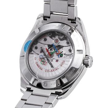 Omega Olympic Collection Pyeongchang 2018 Rueckseite Limited Edition in der Version 522-10-42-21-03-001