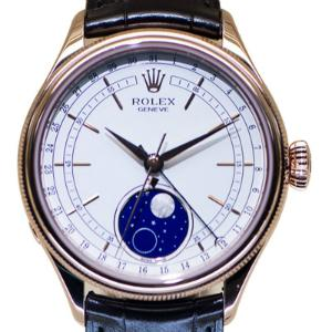 Rolex Cellini Moonphase mit der Referenznummer 50535
