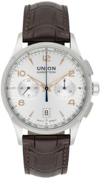 UNION Glashuette Noramis Chronograph in der Version D008-427-16-037-01