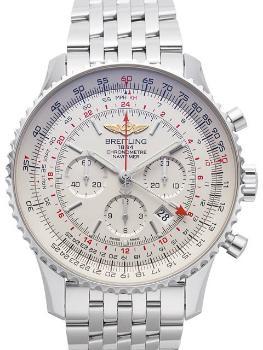 Breitling Navitimer GMT in der Version AB044121-G783-443A