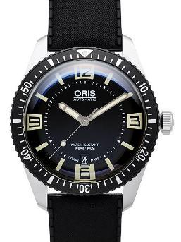 Oris Divers Sixty-Five in der Version 01 733 7707 4064-07 4 20 18