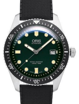 Oris Divers Sixty-Five in der Version 01 733 7720 4057-07 4 21 18
