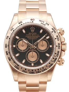Rolex Oyster Perpetual Cosmograph Daytona 18kt Rosegold