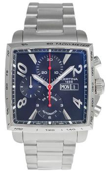 Certina Automatik DS Podium Square Chronograph C0015141105700