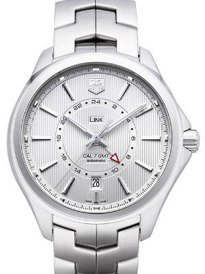 Tag Heuer Link Calibre 7 GMT WAT201BBA0951