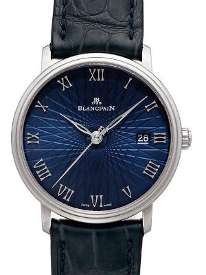 Blancpain Villeret Ultraflach in der Version 6223C-1529-55A