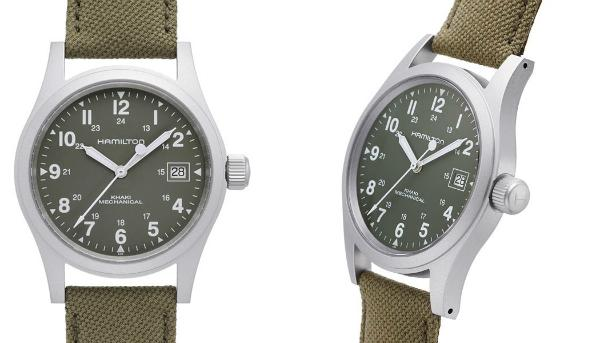 Hamilton Khaki Field Mechanical Officer in der Version H69419363