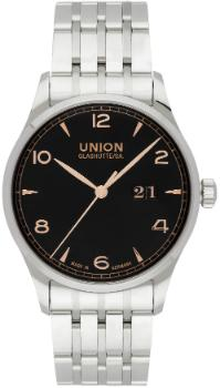 Union Glashuette Noramis 40mm D0054261105701