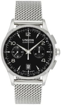 Union Glashuette Noramis Chronograph D0084271105700