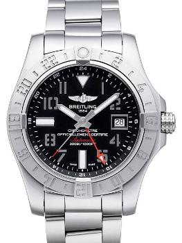 Breitling Avenger II GMT A3239011BC34170A
