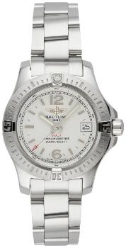 Breitling Colt Lady 33 weiss
