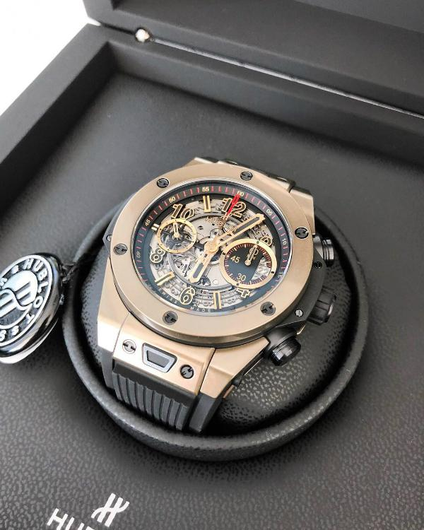 Hublot Big Bang Unico King Gold