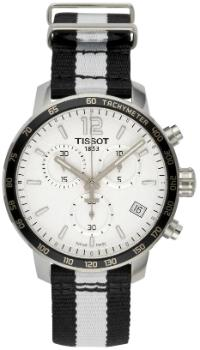 Tissot T-Sport Quickster Chronograph NBA Brooklyn Nets Special Edition