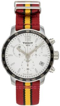 Tissot T-Sport Quickster Chronograph NBA Miami Heat Special Edition