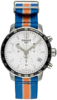Tissot T-Sport Quickster Chronograph NBA New York Knicks Special Edition