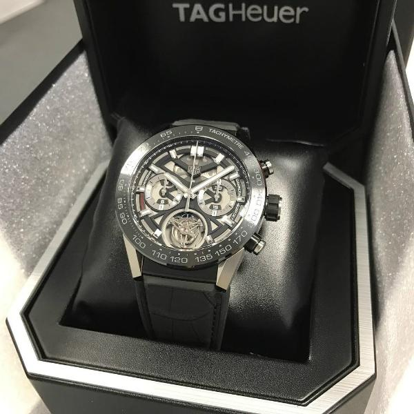 the first tourbillon made by tagheuer heuer02