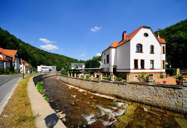 Glashuette Saechsische Schweiz-Osterzgebirge