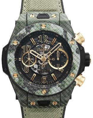 Hublot Big Bang Unico Italia Independent Green Camo