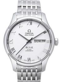 Omega De Ville Hour Vision Annual Calendar Modell Nr.: 431.10.41.22.02.001