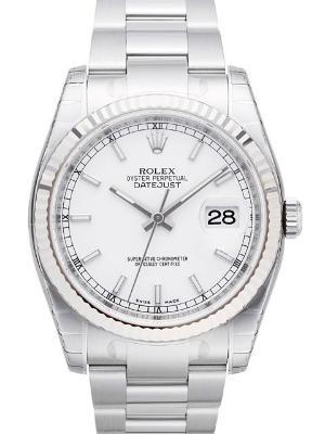 Rolex Datejust 36 Damenuhr Herrenuhr